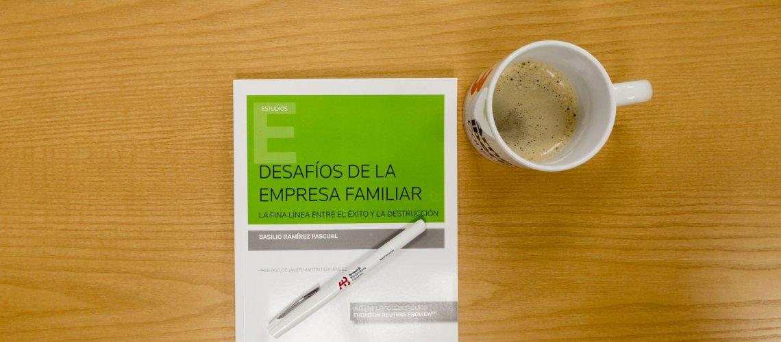 4 publicaciones -Desafíos de la empresa familiar